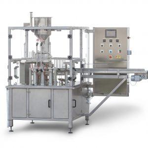 Pohártöltő gép