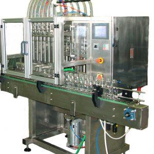 Automata palackozó gép
